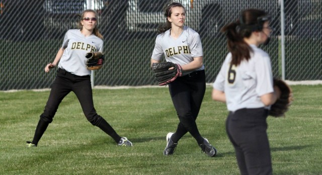 German now Leading Lady Oracle Softball