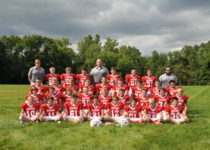2017 7th Grade Football