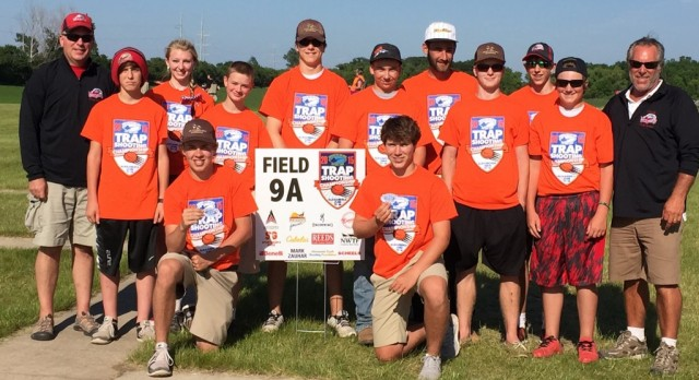 White Hawks Compete in Trap Championships