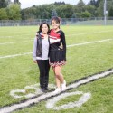 Football Cheerleading Senior Night – 9.18.2015