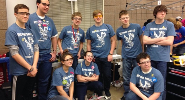 Westonka FIRST Robotics Competes at Regionals