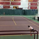 Evann Welty at State Tennis Tournament – 10.27.2016