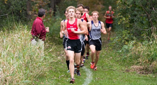 Cross Country Ends Regular Season at Watertown