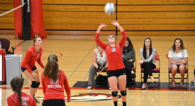 Wood Sets 1,000th Assist in White Hawks Win