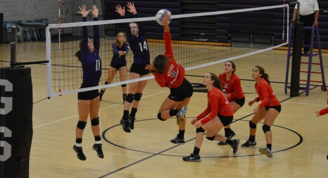 Conference Season Wraps Up for Volleyball