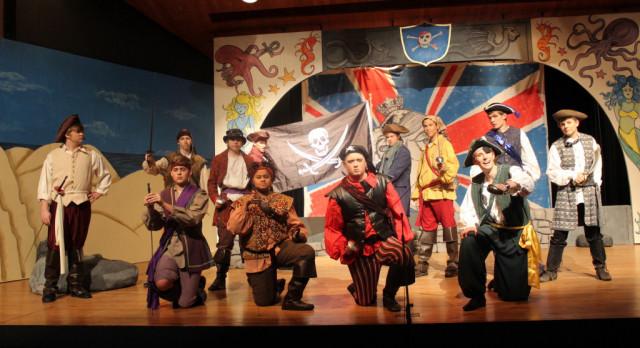 'Pirates' Draws Sellout Crowds