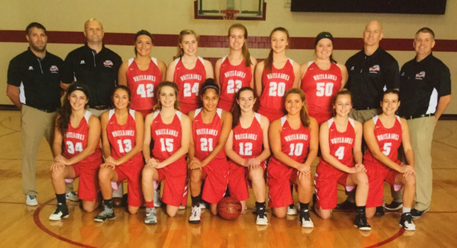 Girls Basketball Secures First Home Win of Season