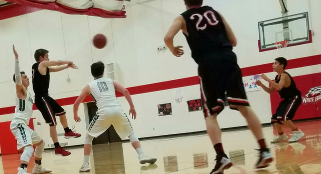 Boys Basketball Topped by Rockford