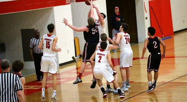 Boys Basketball Drops Three in Busy Week