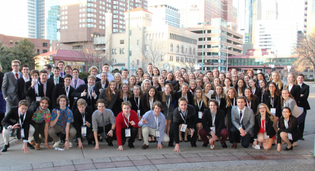 Westonka DECA Students Finish Strong at State