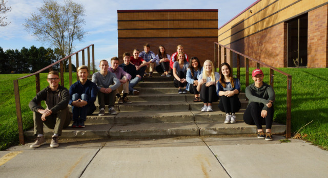 Introducing the 2017 MWHS Prom Court