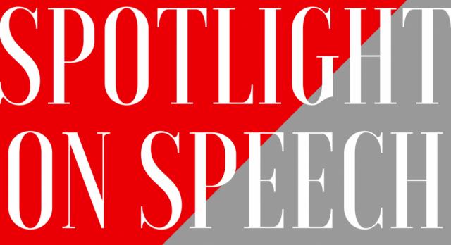 MWHS Presents Spotlight on Speech April 27