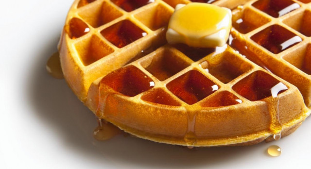 Fourth Annual 'All-You-Can-Eat' Belgian Waffles Football Fundraiser