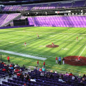 Baseball vs. Rockford at U.S. Bank Stadium – 4.17.17