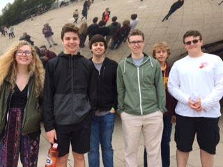 MWHS Students Compete at Quiz Bowl Nationals