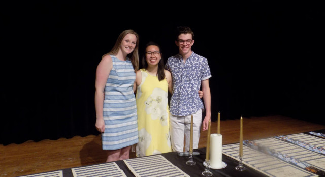 National Honor Society Welcomes 43 New Members