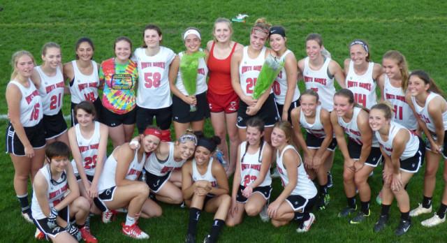 Girls Lacrosse Bids Farewell to Two Seniors