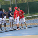 Boys Tennis vs. Providence Academy – 4.8.2017