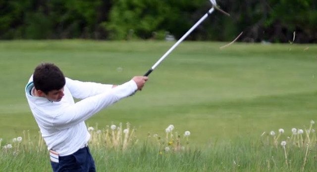 Michael Uhas to Compete at State Golf Tourney