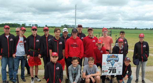MWHS Trap Team Competes at State