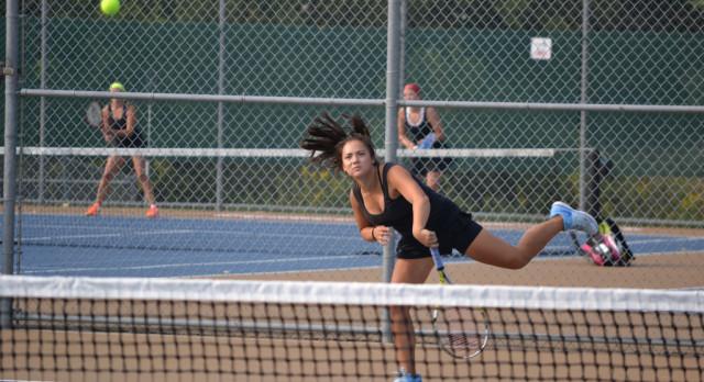 Welty is Girls Tennis Athlete of the Week