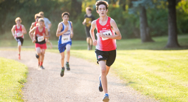 Cross Country Teams Place in Top 10 at Lions Invite