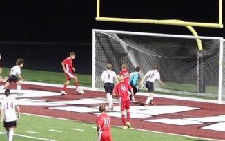 Boys Soccer Ties Bluejays, Defeats Trojans