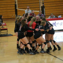 Volleyball vs. Providence Academy – 10.27.2017