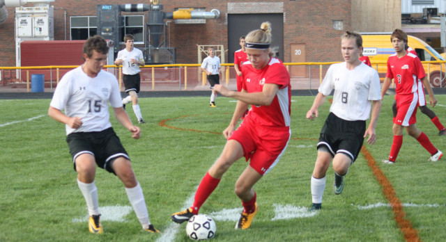 Boys Soccer Gets Wins Against Two Tigers Squads