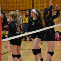 Volleyball vs. Big Lake – 10.12.2017