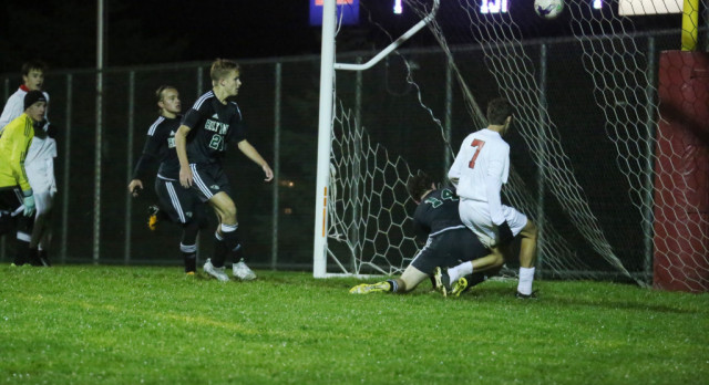 Boys Soccer Marches Through Section Play