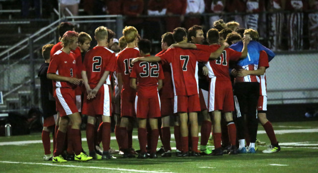 Boys Soccer Season Ends in Section Finals