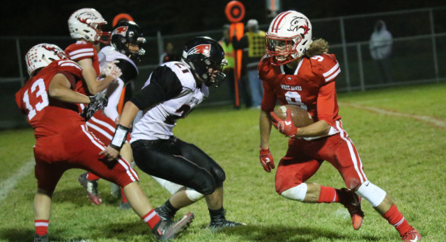 Evan Dahl Selected to Play in MN High School All-Star Football Game