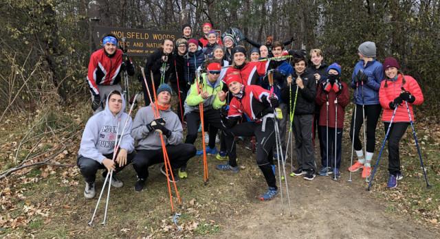 Snow or No Snow, Nordic Team Practices