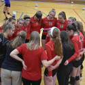 Volleyball Section Semifinals vs. Watertown-Mayer