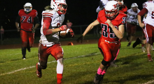 Evan Dahl Selected to Individual Class 4A Academic All-State Football Team