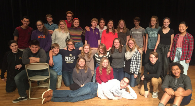 MWHS Theatre Presents 'Sweet Charity'