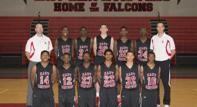 Boys Varsity Basketball 2013-14