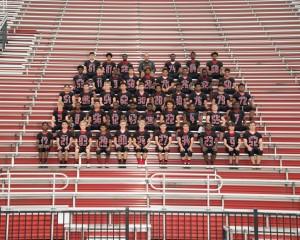 Freshman Football 2016-17