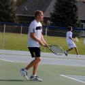 Tennis Gallery Senior Recognition and Conference Meet