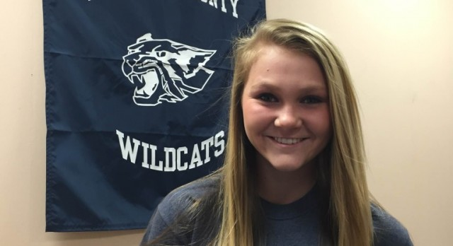 Girls Athlete of the Week – Alex Kirkendall