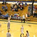 Girls Basketball Military Night Images