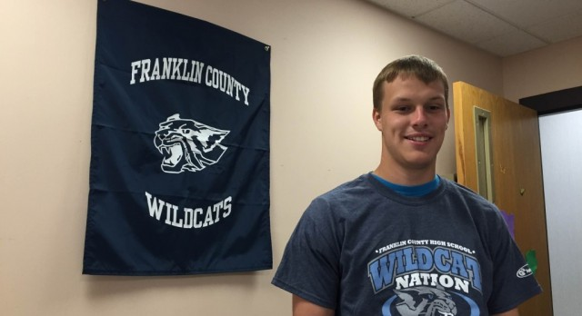 Athlete of the Week: Brandon Bauman