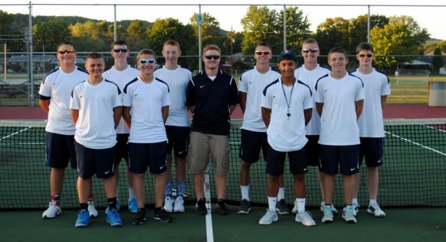 Tennis Match vs. Centerville (8-24) Has Been Cancelled