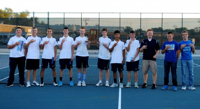 Boys Tennis Sectionals