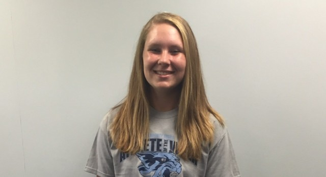 Athlete of the Week – Dana Branstetter
