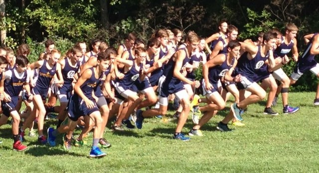 2016 Cross Country Boys & Girls Sectional 9/8/16