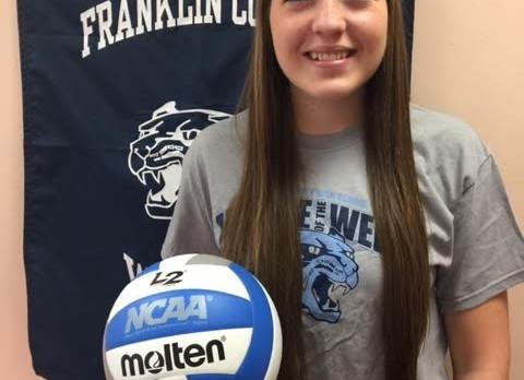 Athlete Of The Week- Kamryn McCool!