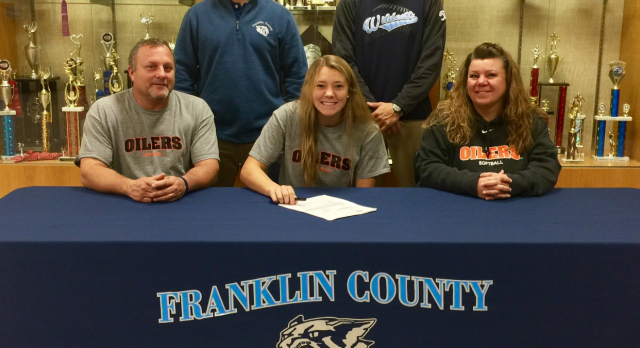 Brooke Otto Commits to Findlay