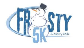 2016 Frosty 5k and Merry Mile☃❄☃❄